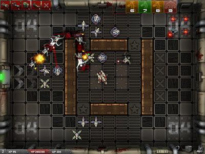 Robots Vs. Zombie: clicca per giocare