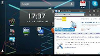 App Android che si aprono in finestre come su Windows