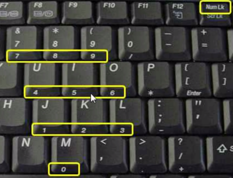 Laptop Keyboard Typing Extra Letters And Numbers