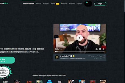 Cara Livestreaming dengan OBS dan StreamLabs Full Fitur