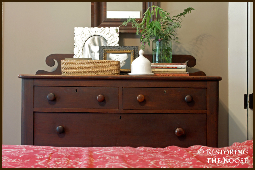 Restoring The Roost: Bedroom Chest Of Drawers