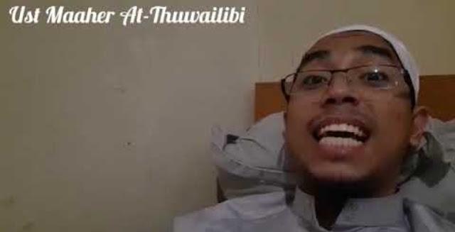 Maaher Thuwailibi Akhirnya Dilaporkan ke Polisi