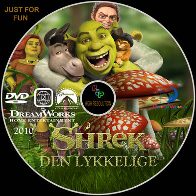 DVD Shrek Forever After 2010 animatedfilmreviews.filminspector.com