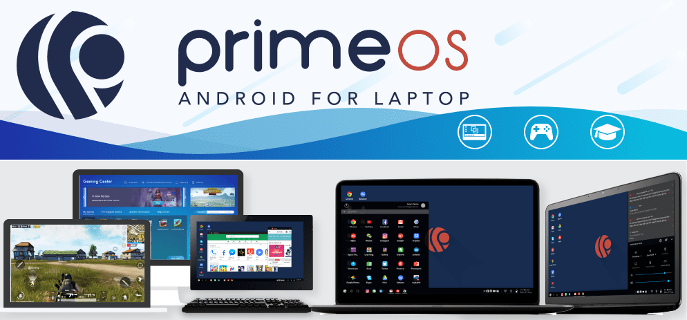 Download PrimeOS V0.2.1 BETA ROM