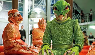 Meet the aliens of Men in Black 3!