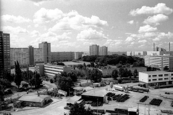 Berlin, Tierpark, Jugendtouristen, Egon Schultz, © L. Gigout, 1990