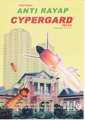 Anti Rayap : CYPERGARD