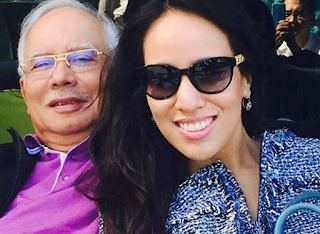 Anak: 42 tahun Najib fikir rakyat, marilah kita fikir nasibnya