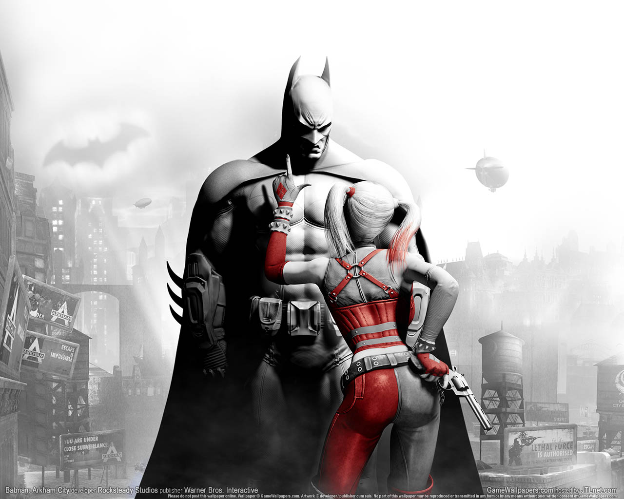 Wallpaper Batman Arkham City | Free HD Wallpapers