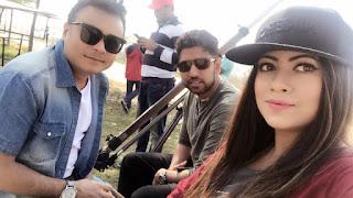 Azmeri Asha & Mishu Sabbir Shooting Spot
