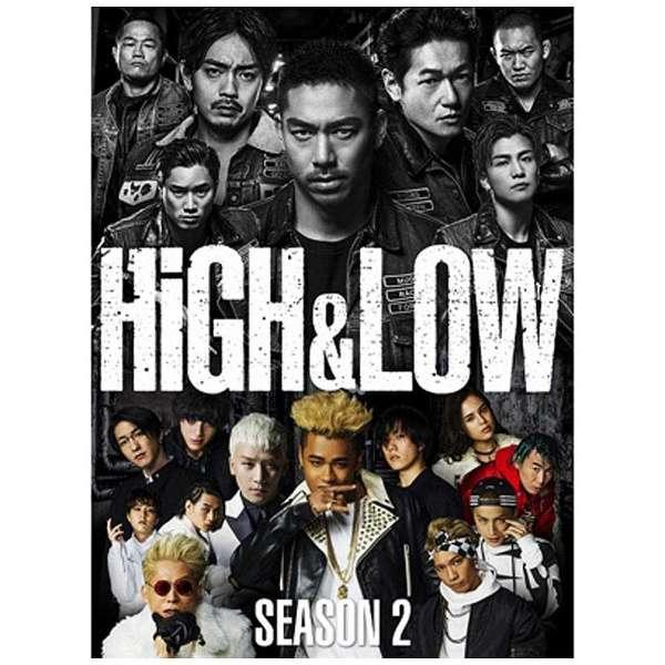 [J-Drama] High & Low The Story Of S.W.O.R.D. Season 2