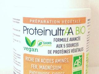 protéinultraa Bio - LT Labo