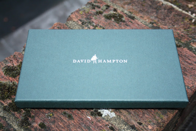 David Hampton Leather Coat Wallet