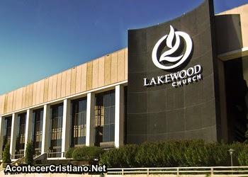 Mega iglesia del pastor Joel Osteen