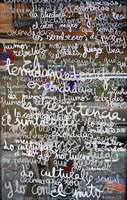 Pinta Malasaña - Día del Libro