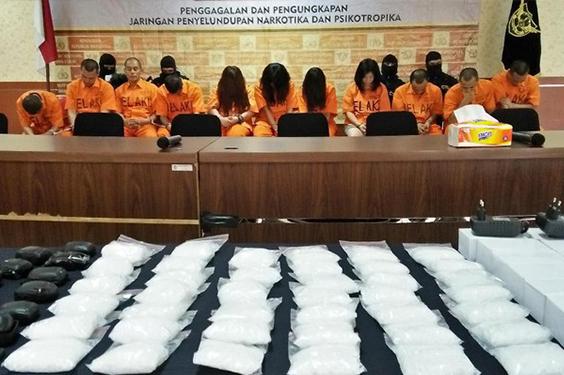 Petugas Bea Cukai Menggagalkan Penyelundupan Narkotika Sebanyak 4,6 Kg Berjenis Sabu