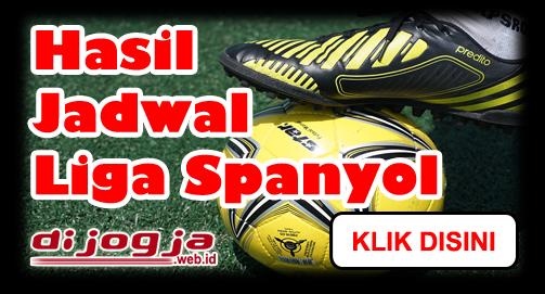 Hasil Liga Spanyol dan Jadwal Pertandingan Bola Liga Spanyol