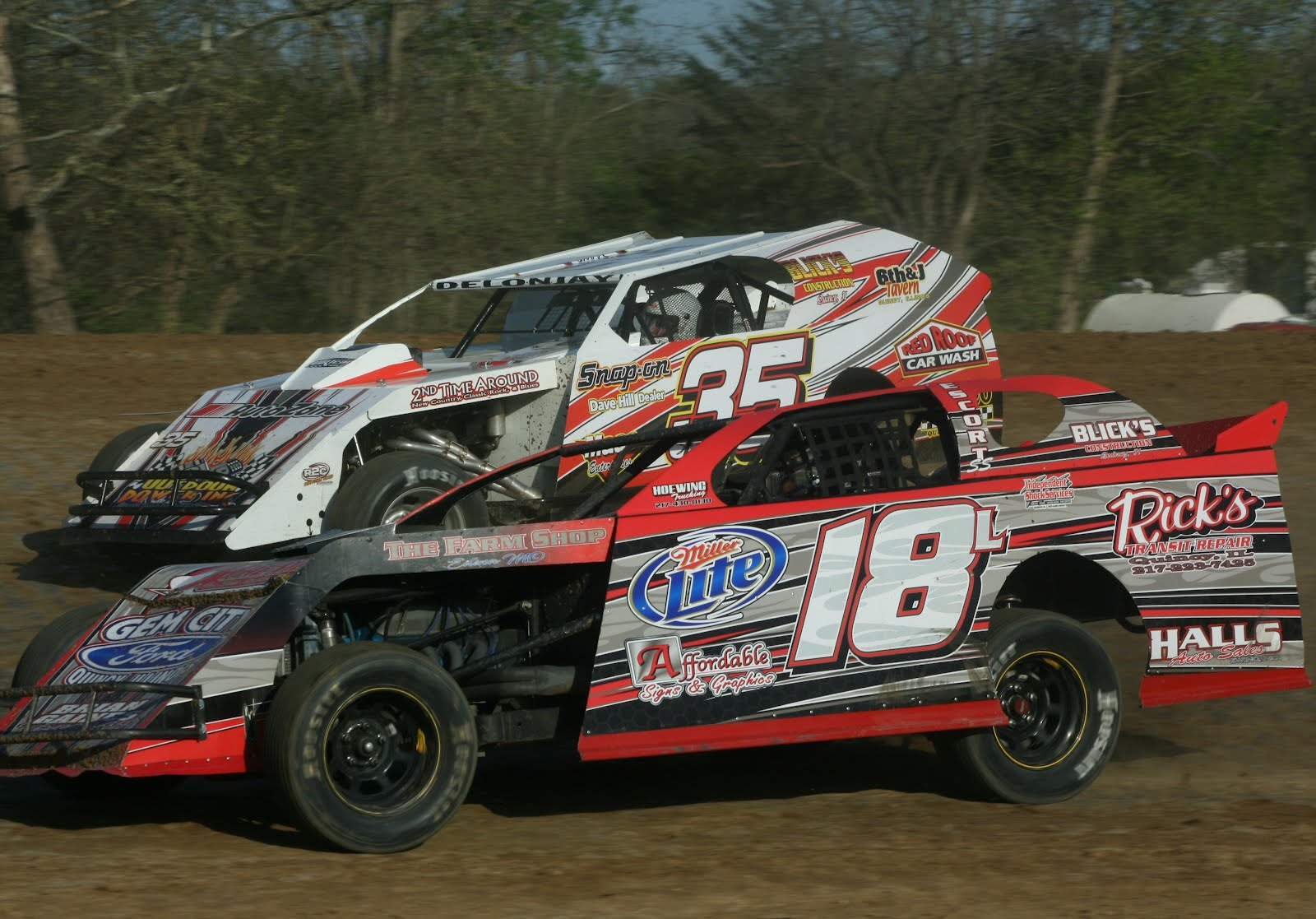 Midwest Racing News: First UMP Late Model Feature in ...