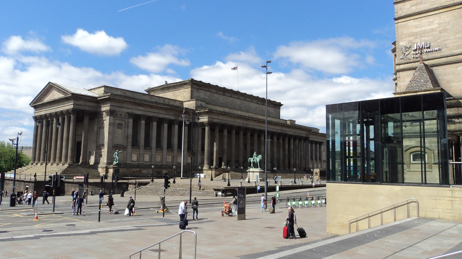 St. George's Hall Liverpool