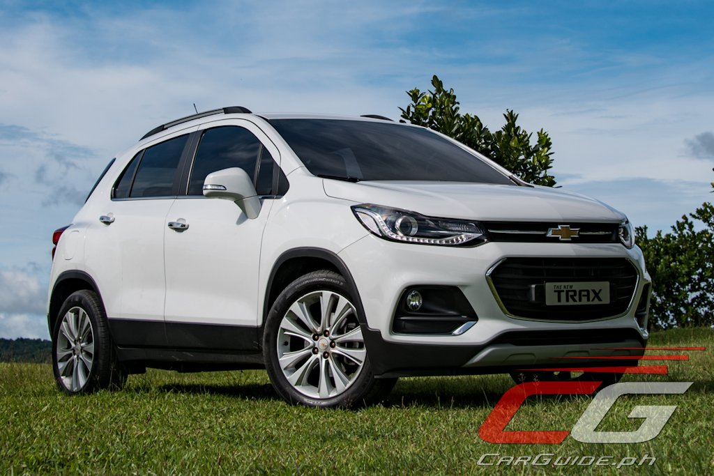 2018 Chevrolet Trax Now Available at Chevy Dealerships | CarGuide.PH - Philippine Car News, Car ...