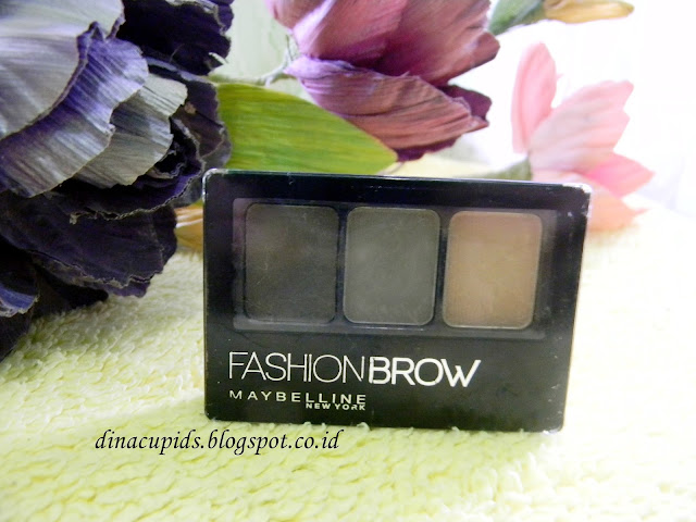 Fashion Brow Pallet Maybellin (Review)
