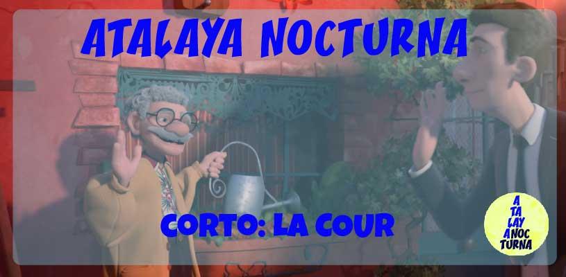 Corto La Cour ESMA