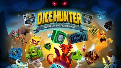 Download Dice Hunter: Quest of the Dicemancer Apk + Mod (Infinite Diamonds) v2.6.1 Offline