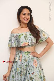 Actress Pragya Jaiswal Stills in Floral Dress at turodu Interview  0092.JPG
