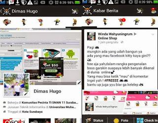 Facebook Mod One Piece Apk