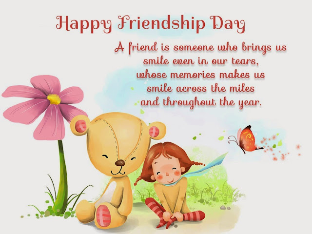 Friendship Day Latest Quotes Pics
