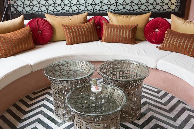 Design d'intérieur marocain