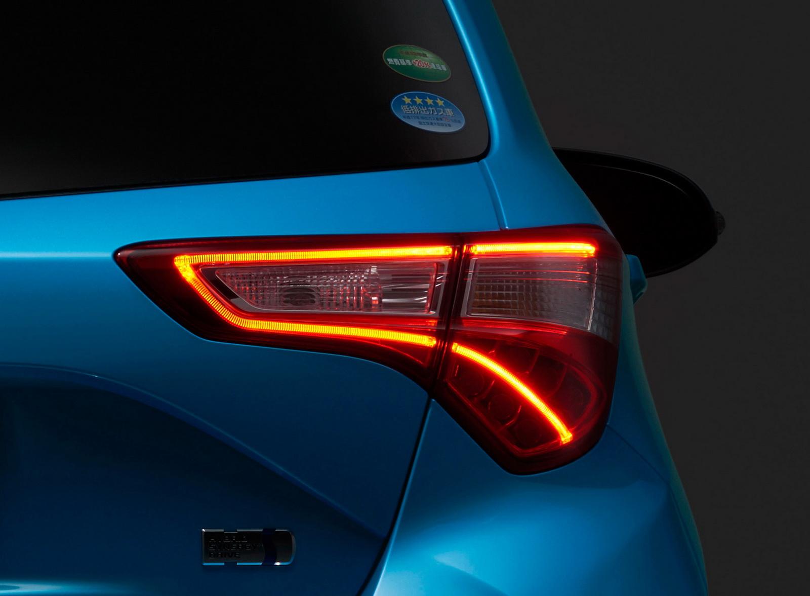 Toyota Yaris Trd Exhaust Lampu Belakang Grand New Avanza Gets 1 5l Petrol Engine Water Cooled