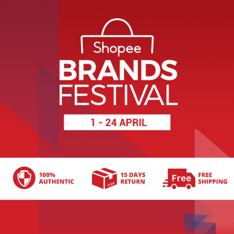 Apa Yang Best Kat Shopee Brand Festival