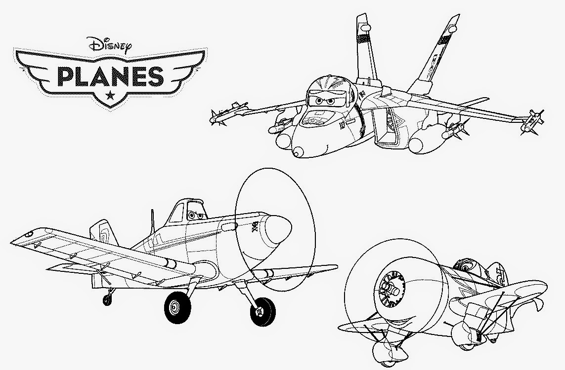 disney cars and planes coloring pages | Coloring Pages: Disney Planes Coloring Pages Free and ...