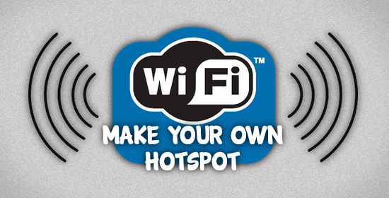 Tricks To How Make a WiFi Hotspot on your Windows 7/8 Laptop 2014