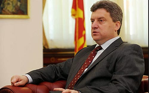 Ivanov on meeting with German MPs, Macedonia receives strong support