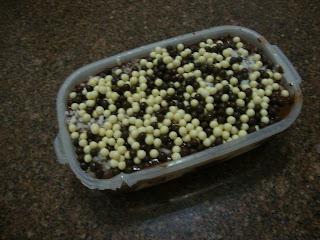 Receita de pavê de chocolate