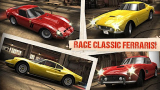 CSR Classics Mod v2.0.0 Apk+Data Unlimited Money Terbaru