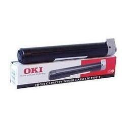 OKI Toner Cartrige Type 5 Orginalny - Czarny
