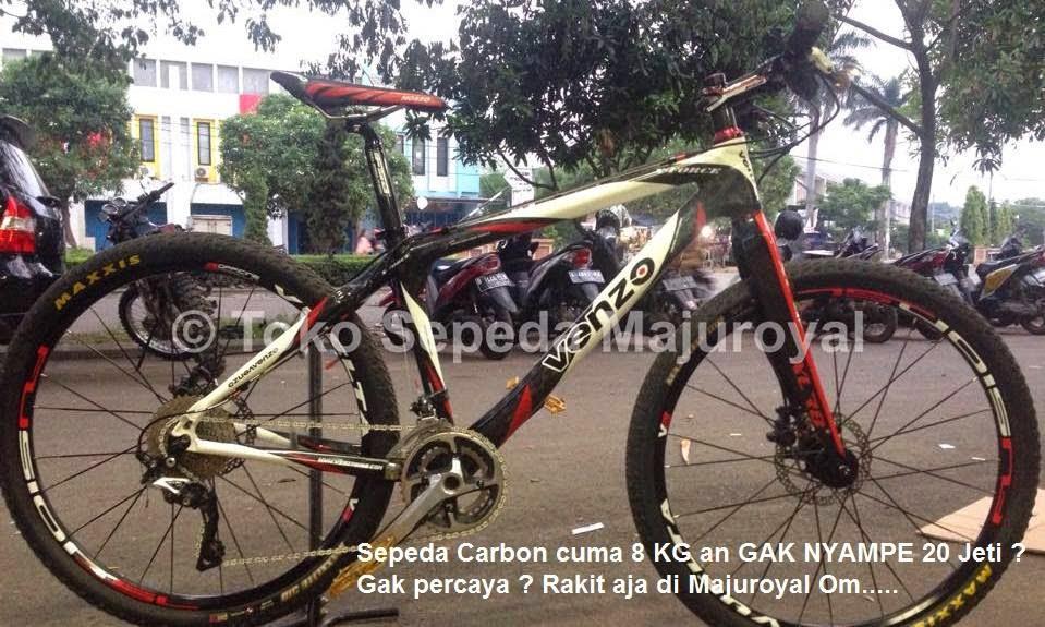 Merakit Sepeda Mtb 8kg an
