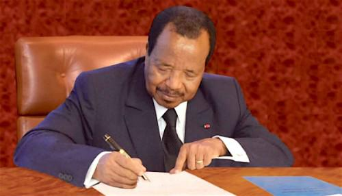 President Paul Biya creates a Faculty of Political Science and Law in the University of Buea!