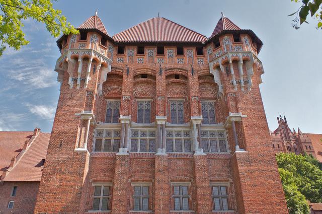 castello Malbork Polonia