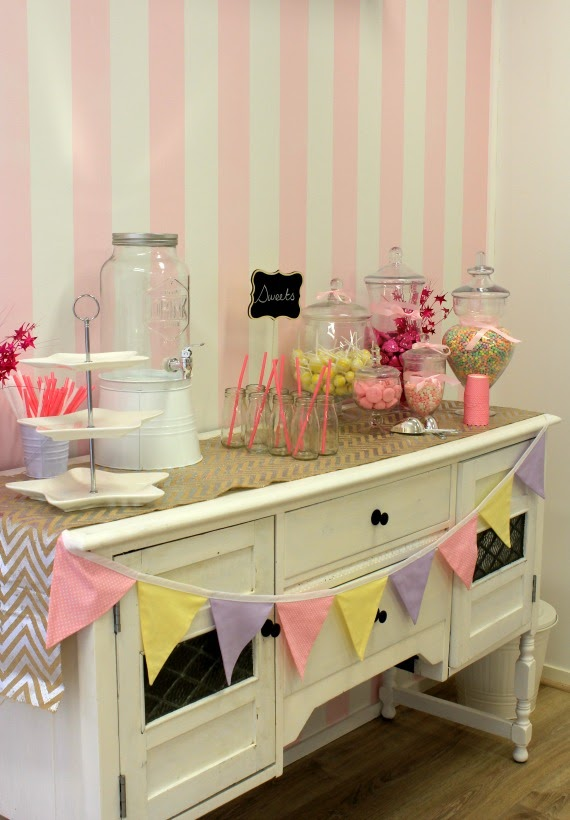 5th birthday 6th birthday 7th Birthday 8th Birthday Girls party ideas