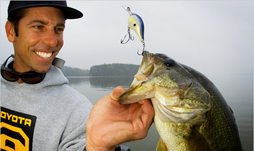 Mike Iaconelli and Rapala