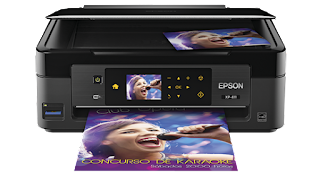 Epson Expression XP-411 driver download Windows, Mac
