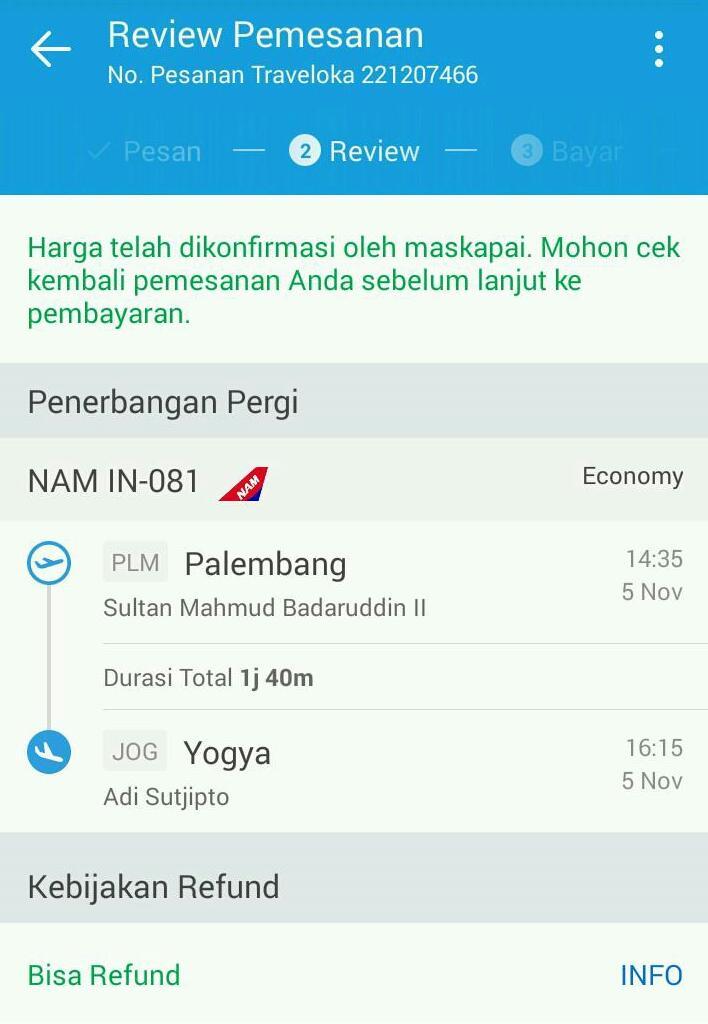 Seputar Tiket Elektronik ( E-ticket ) Pesawat Terbang