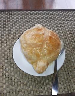 zuppa mozarella - atmosphere resort cafe bandung