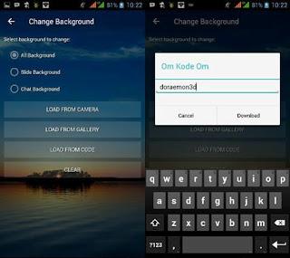 Download BBM Mod Transparan Terbaru 3.3.6.51