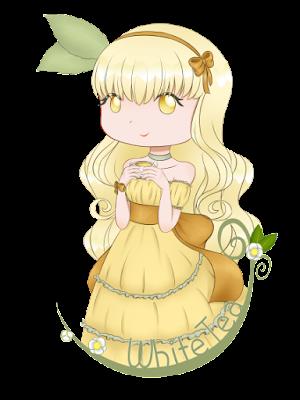 White Tea Biała Herbata na kubek
