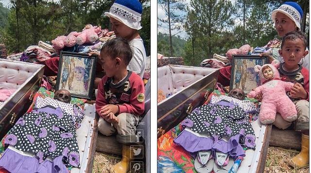 Iskopavanje mrtvih: Godišnji bizarni Zombi ritual u Indoneziji.